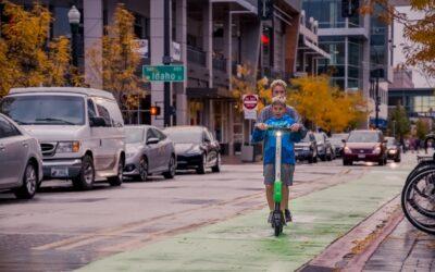 Lad dine børn have det sjovt på el-løbehjul